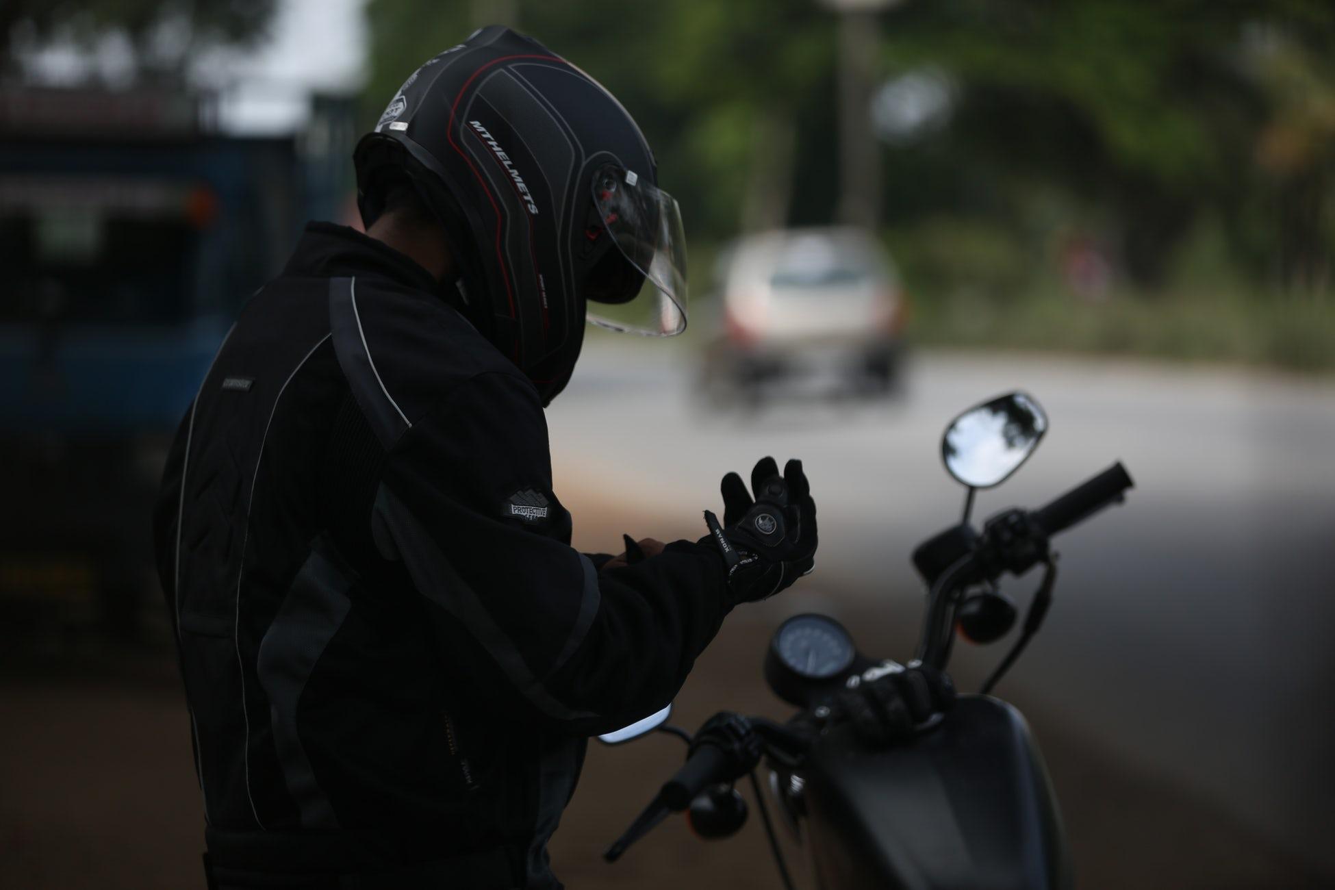 Accessoires de moto : munissez-vous des indispensables !